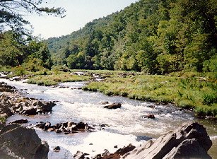 Falls of the Little River (Floyd County)